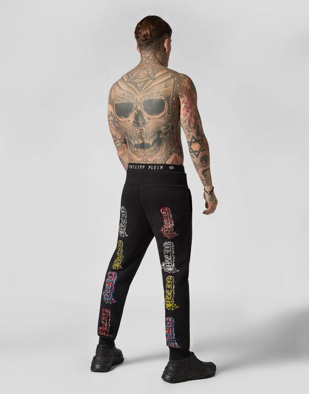Jogging Trousers Graffiti