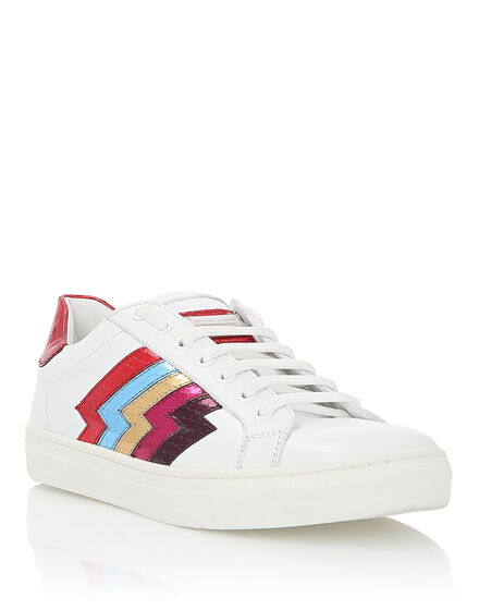 Lo-Top Sneakers Rainbow