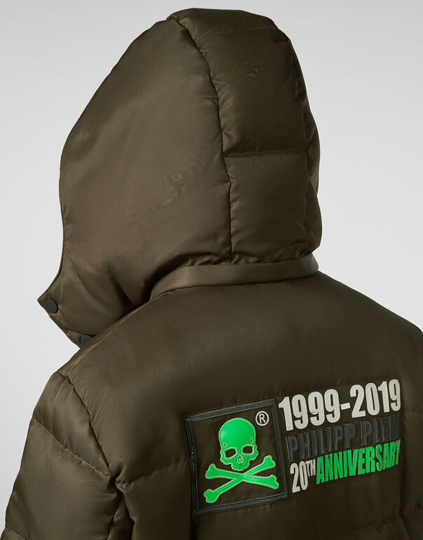 Long Nylon Jacket Anniversary 20th