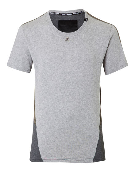 T-shirt Round Neck SS Tric
