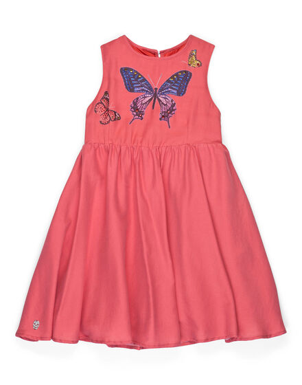 dress butterflies