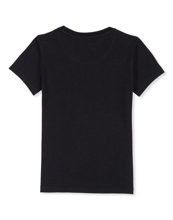 """T-shirt Round Neck SS """"Plein heart"""""""