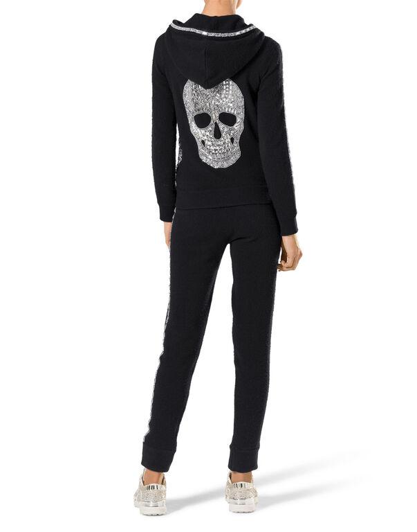 "jumpsuit ""skully"""