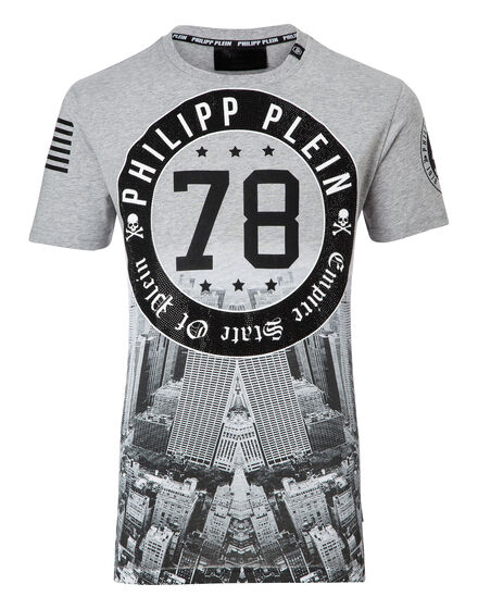 T-shirt Round Neck SS erik