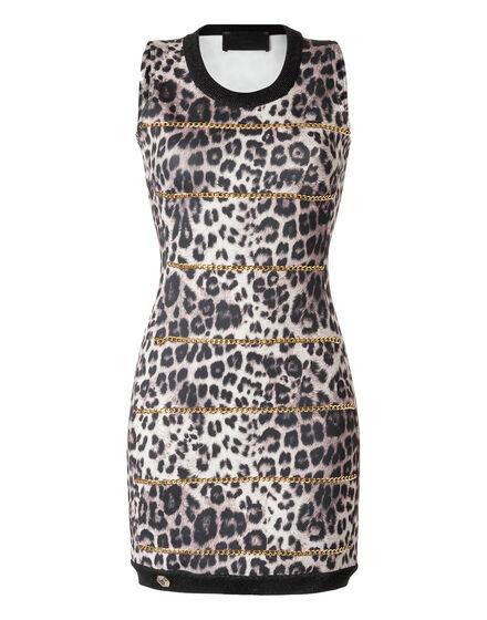 Knit Cocktail Dress Mia