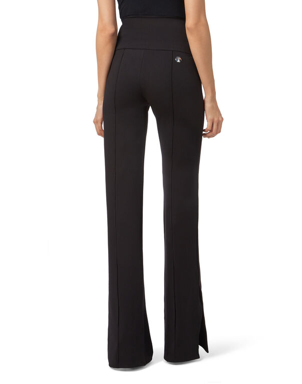 """Long Trousers """"Flare crystal"""""""