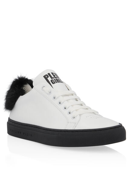 Lo-Top Sneakers Baby puff Luxury