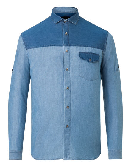 Denim Shirt Ls Denis One