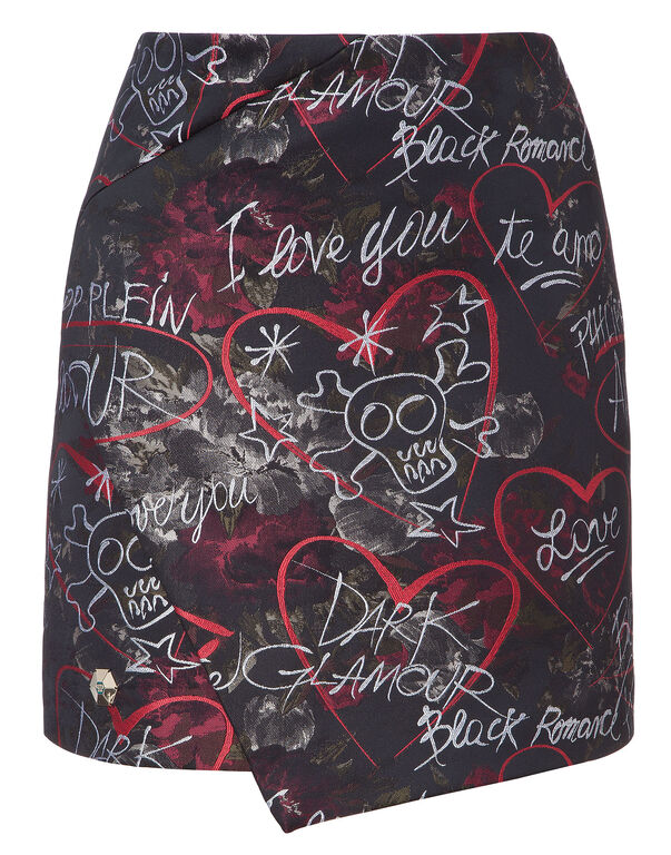 "skirt ""in my pocket"""