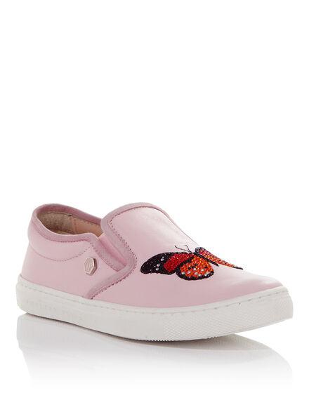 slip on butterflies