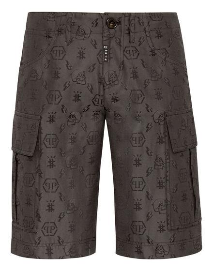 Short Trousers Jacquard Monogram