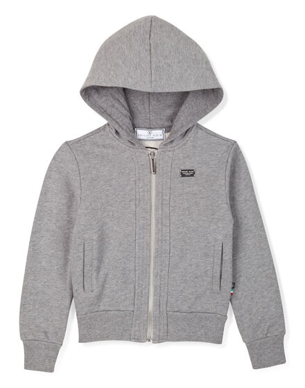 hooded jacket lets play