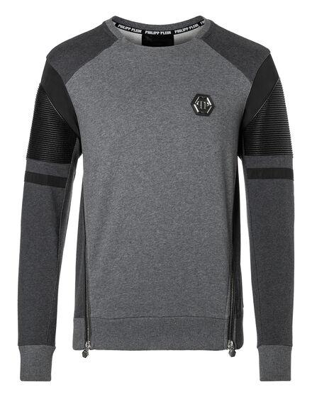 Sweatshirt LS Embo