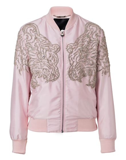 Bomber Pink paradise