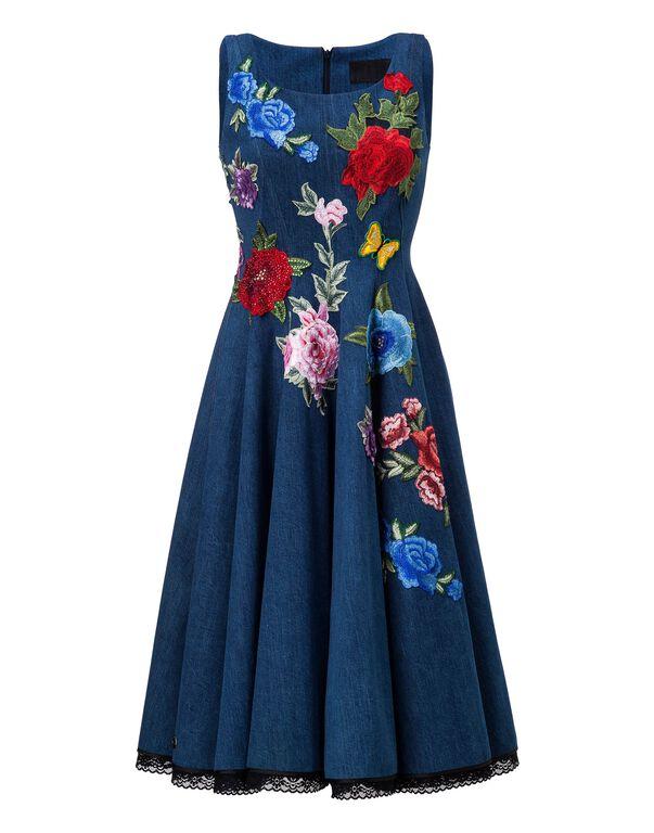 "Denim Dress ""Leona Baxter"""