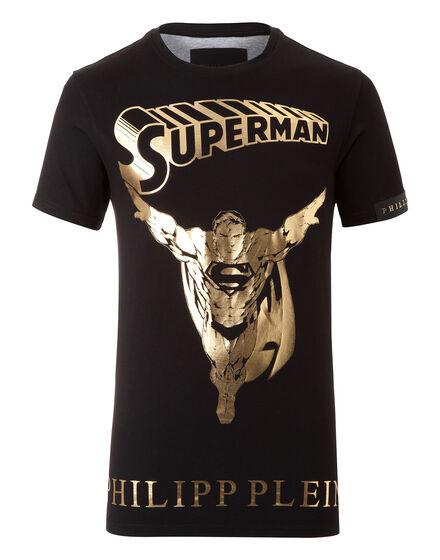 t-shirt golden hero
