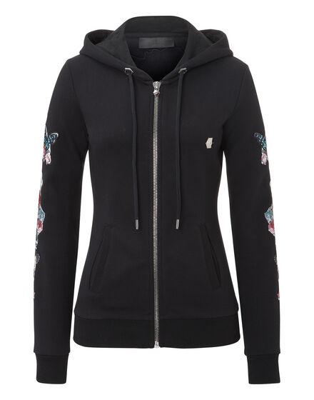 hooded jacket love murderer