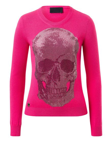 Pullover Round Neck LS Charlyn One