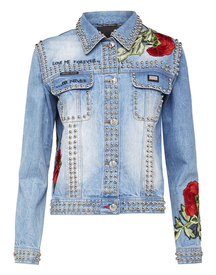 Denim Jacket Aimee La