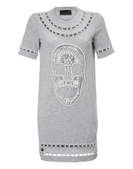 T-Shirt Short Dresses Bruckner Boulevard