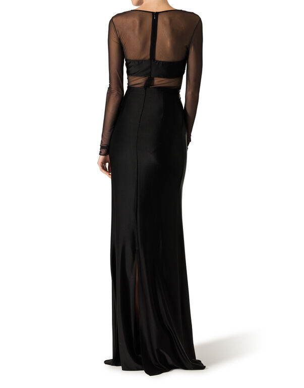 "Long Dress ""Staten Island"""