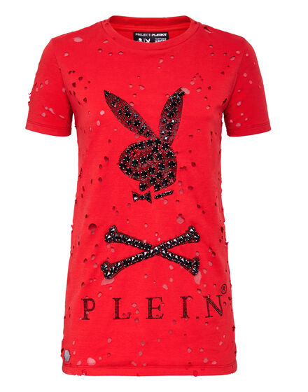 T-shirt Round Neck SS Playboy