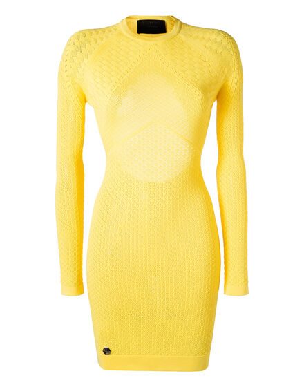 Knit dress Lonicera