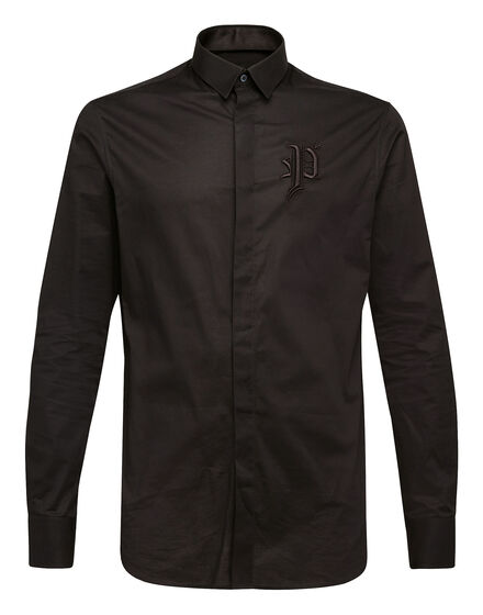 Shirt Platinum Cut LS Gothic P