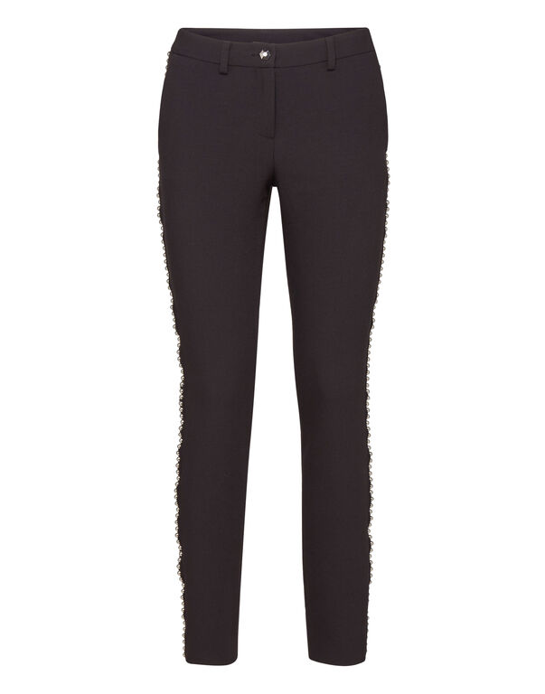 "Long Trousers ""Line Studs Mind"""