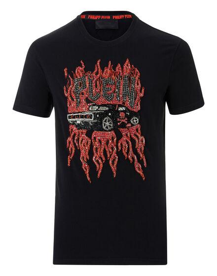 T-shirt Round Neck SS Usher