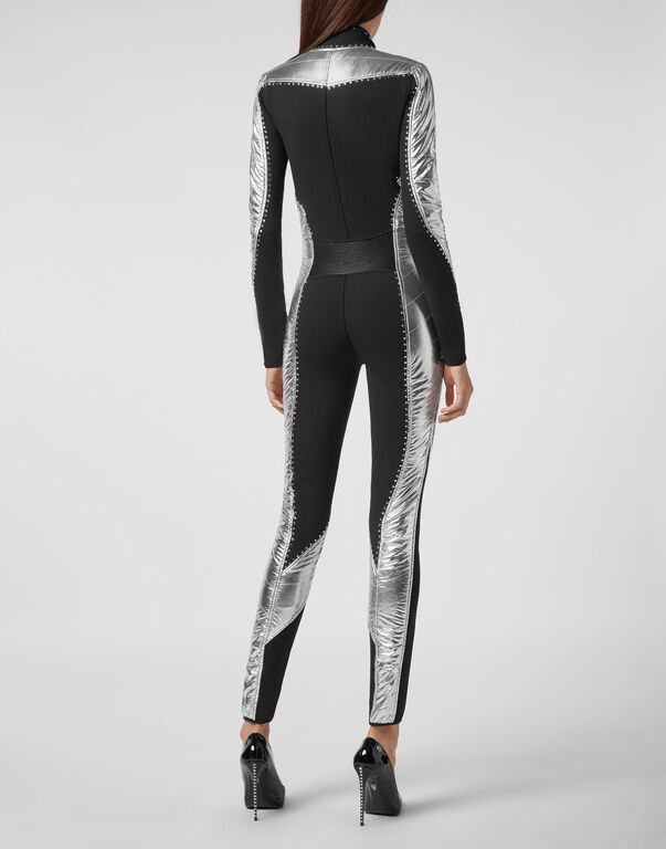 Ski jumpsuit Gothic Plein