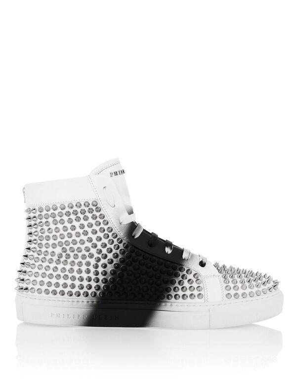 "Hi-Top Sneakers ""PLay"""