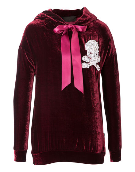 Sweatshirt LS Kiss Over