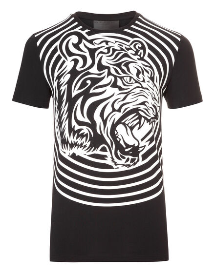 T-shirt Round Neck SS Tribal t-shirt