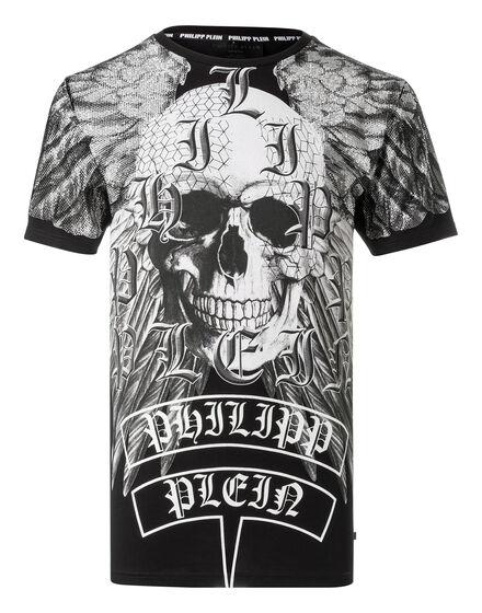 T-shirt Round Neck SS Kumare hotfix