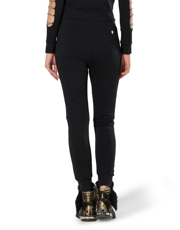 """Jogging Trousers """"Multicolour chains"""""""
