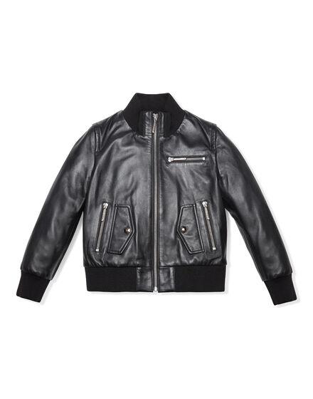 Leather Biker Gareth