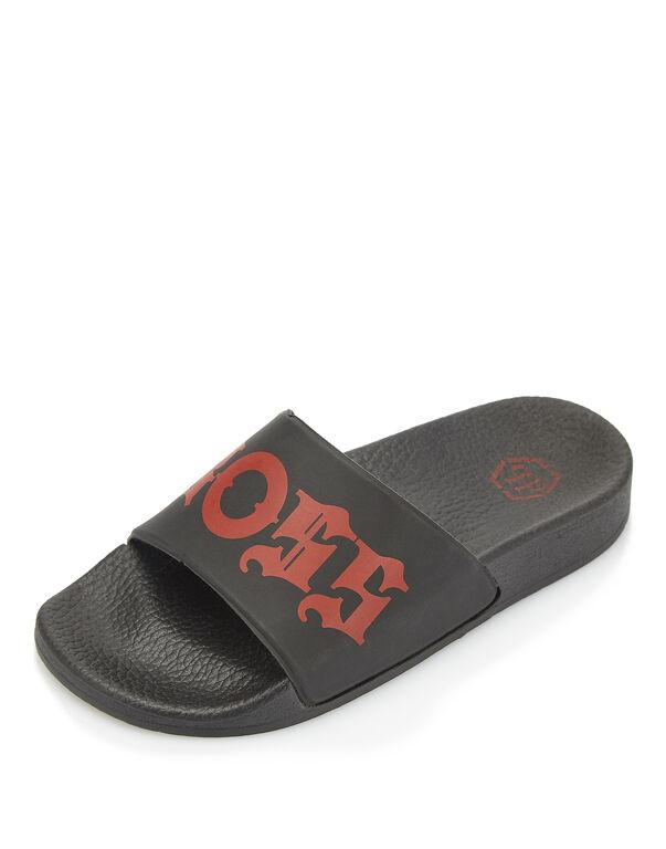 "Sandals Flat ""Blaise"""