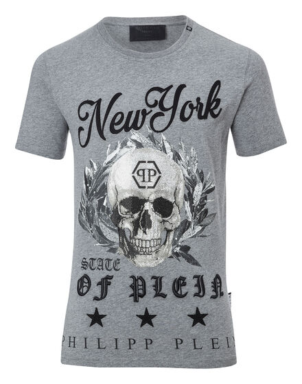 T-shirt Round Neck SS Me