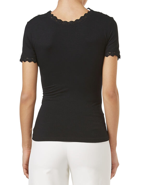 """T-shirt Round Neck SS """"Come On Over"""""""