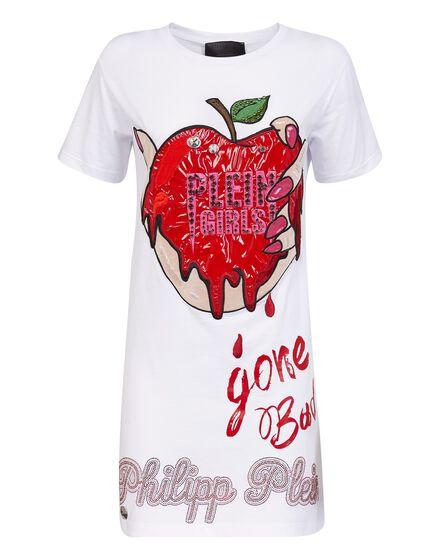 T-Shirt Short Dresses Madness