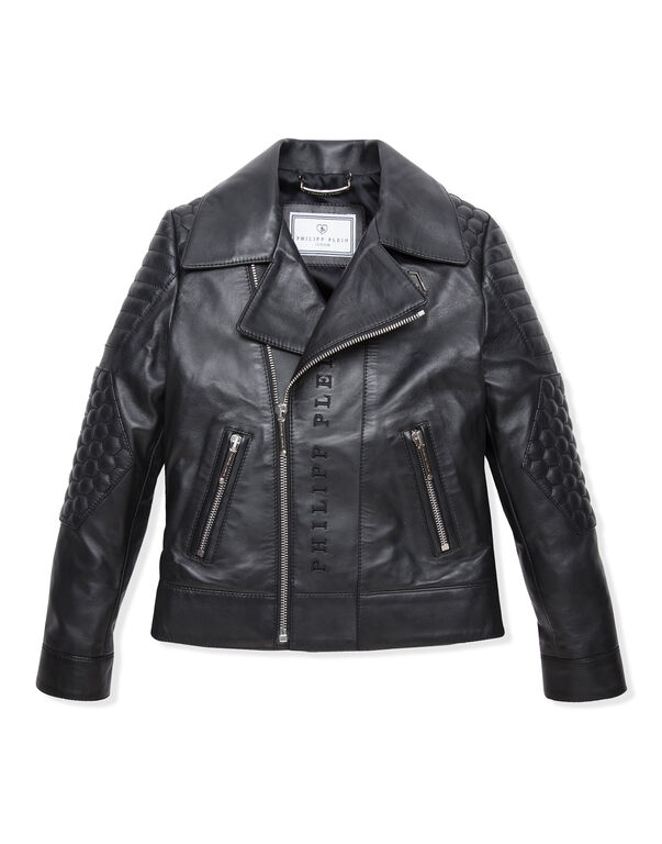 "Leather Biker ""Alton"""