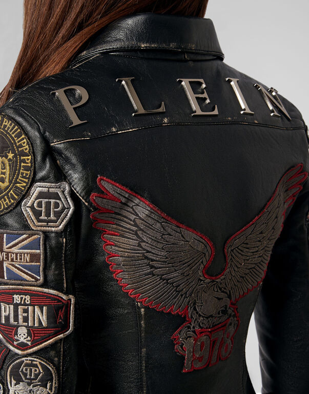 Leather Jacket Patches