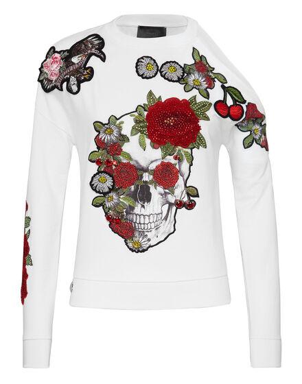 Sweatshirt LS Viola Viviani