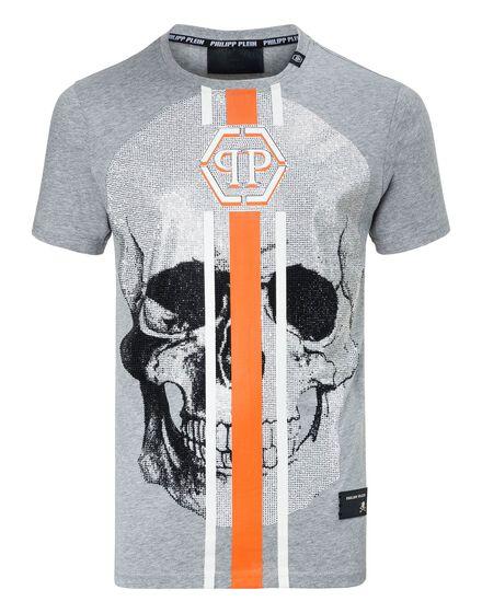 T-shirt Round Neck SS Shake -S