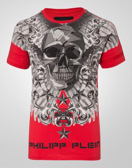 t-shirt dark baroque