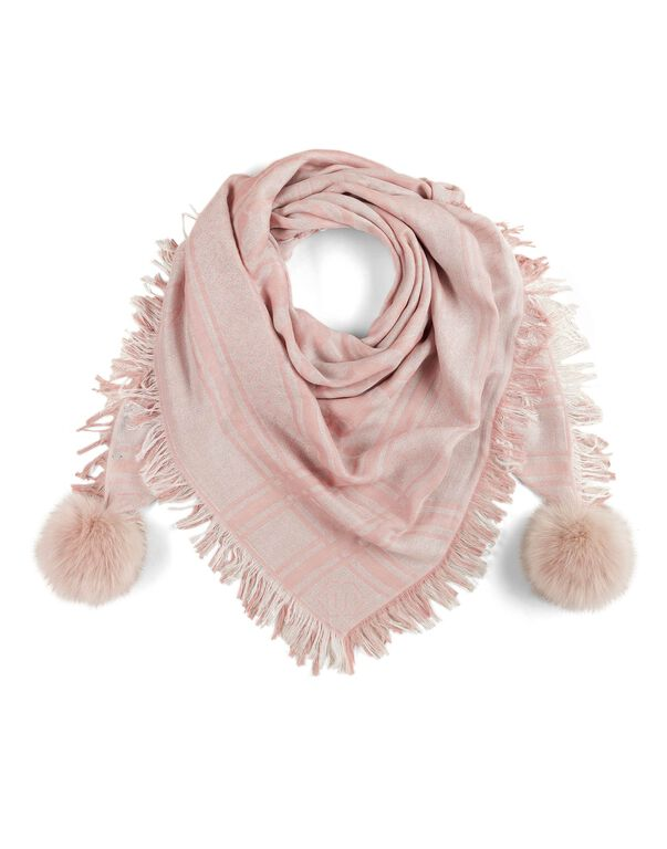 """Square Scarf """"marylin"""""""