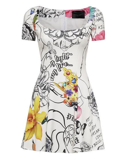Short Dress I still need love