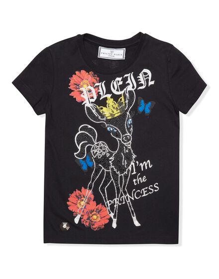 T-shirt Round Neck SS Unforgettable