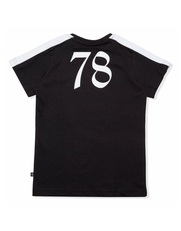 "T-shirt Round Neck SS ""Just wanna be"""